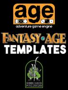 AGE Creators Alliance Fantasy Age