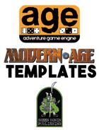AGE Creators Alliance Modern Age