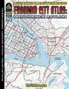 Freedom City Atlas #5: Providence Asylum