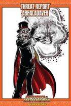 Mutants & Masterminds Threat Report #25: Abracadaver