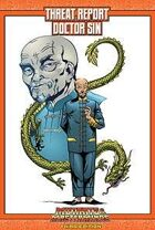 Mutants & Masterminds Threat Report #32: Doctor Sin