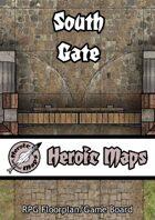 Heroic Maps: South Gate