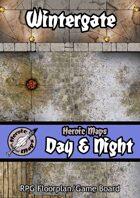 Heroic Maps - Day & Night: Wintergate