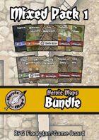 Heroic Maps - Mixed Pack 1 [BUNDLE]