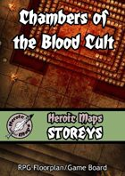 Heroic Maps - Storeys: Chambers of the Blood Cult