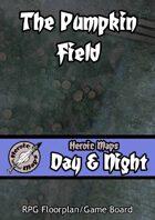 Heroic Maps - Day & Night: The Pumpkin Field