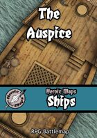 Heroic Maps - Ships: The Auspice