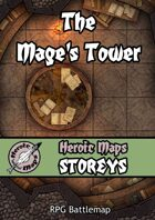 Heroic Maps - Storeys: The Mage's Tower