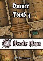 Heroic Maps - Desert Tomb 3