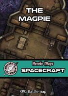 Heroic Maps - Spacecraft: The Magpie