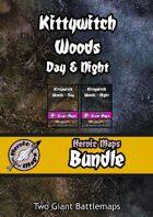 Heroic Maps - Kittywitch Woods [BUNDLE]