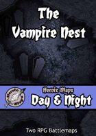 Heroic Maps - Day & Night: The Vampire Nest