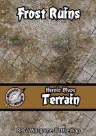 Heroic Maps - Terrain: Frost Ruins