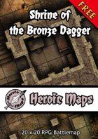 Heroic Maps - Shrine of the Bronze Dagger