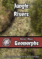 Heroic Maps - Geomorphs: Jungle Rivers