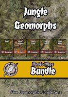 Heroic Maps - Jungle Geomorphs [BUNDLE]