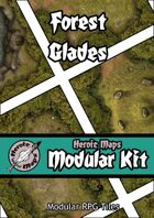Heroic Maps - Modular Kit: Forest Glades