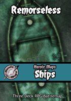 Heroic Maps - Ships: Remorseless