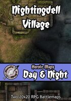 Heroic Maps - Day & Night: Nightingdell Village