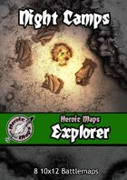 Heroic Maps - Explorer: Night Camps