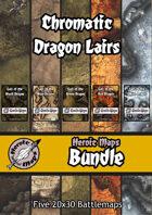 Heroic Maps - Chromatic Dragon Lairs [BUNDLE]