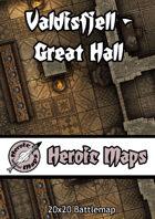 Heroic Maps - Valdisfjell Great Hall