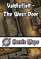 Heroic Maps - Valdisfjell The West Door