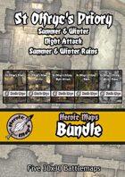Heroic Maps - St Olfryc's Priory [BUNDLE]