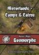 Heroic Maps - Geomorphs: Hinterlands Camps & Cairns