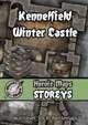 Heroic Maps - Storeys: Kennelfield Winter Castle