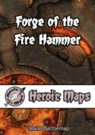 Heroic Maps - Forge of the Fire Hammer
