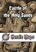 Heroic Maps - Castle of the Holy Sands