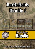 Heroic Maps - Battlefields Bundle 1 [BUNDLE]
