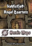 Heroic Maps - Valdisfjell Royal Quarters