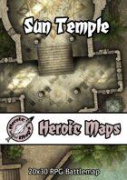 Heroic Maps - Sun Temple