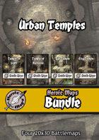 Heroic Maps - Urban Temples [BUNDLE]