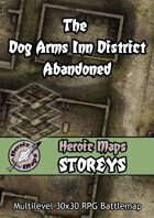 Heroic Maps - Storeys: The Dog Arms Inn District Abandoned
