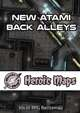 Heroic Maps - New Atami Back Alleys