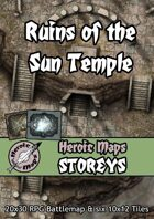 Heroic Maps - Storeys: Ruins of the Sun Temple