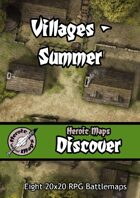 Heroic Maps - Discover: Villages - Summer