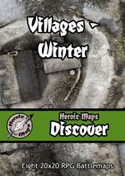 Heroic Maps - Discover: Villages - Winter