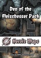 Heroic Maps - Den of the Fleischesser Pack