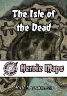 Heroic Maps - The Isle of the Dead