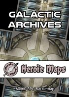 Heroic Maps - Storeys: Galactic Archives