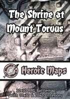 Heroic Maps - The Shrine at Mount Torvus