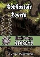 Heroic Maps - Storeys: Goblinstair Cavern