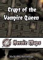 Heroic Maps - Crypt of the Vampire Queen