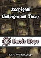 Heroic Maps - Esopigadi Underground Town