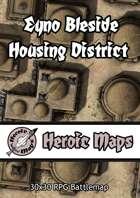 Heroic Maps - Eyno Bleside Housing District
