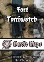 Heroic Maps - Fort Torriwatch